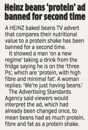 Heinz copy